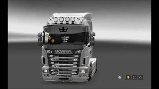 [ETS2] Scania Turkısh Edit