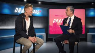 Bruce McAvaney interviews Adam Treloar Top 10 Video