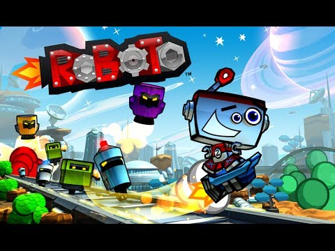Roboto Review & Gameplay (Android Games/ Sony Xperia Z1 Compact) - Androidpipe.com