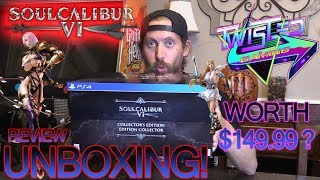 Soul Calibur VI Collector's Edition (UNBOXING)