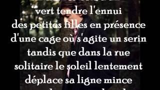 Alain Bashung - Jamais d'autres que toi