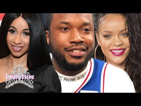Meek Mill is free! Rihanna, Cardi B, Jay-Z, and other celebrities react