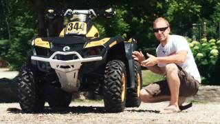 ATV Cleaning Tips Using Slick Off-Road Wash