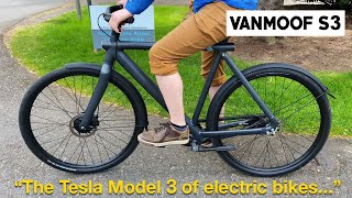 Vanmoof S3 Review: My First E-bike