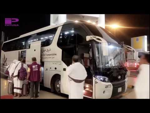 Bismillah, rombongan Jamaah Umrah Syawal Patuna keberangkatan 19 Juni 2019 Group Coklat Muda, Coklat.