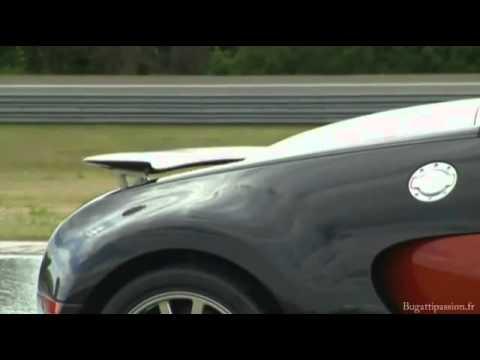 Reportage Bugatti - A la vitesse du son - Part 2/3