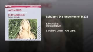 Schubert: Die junge Nonne, D.828