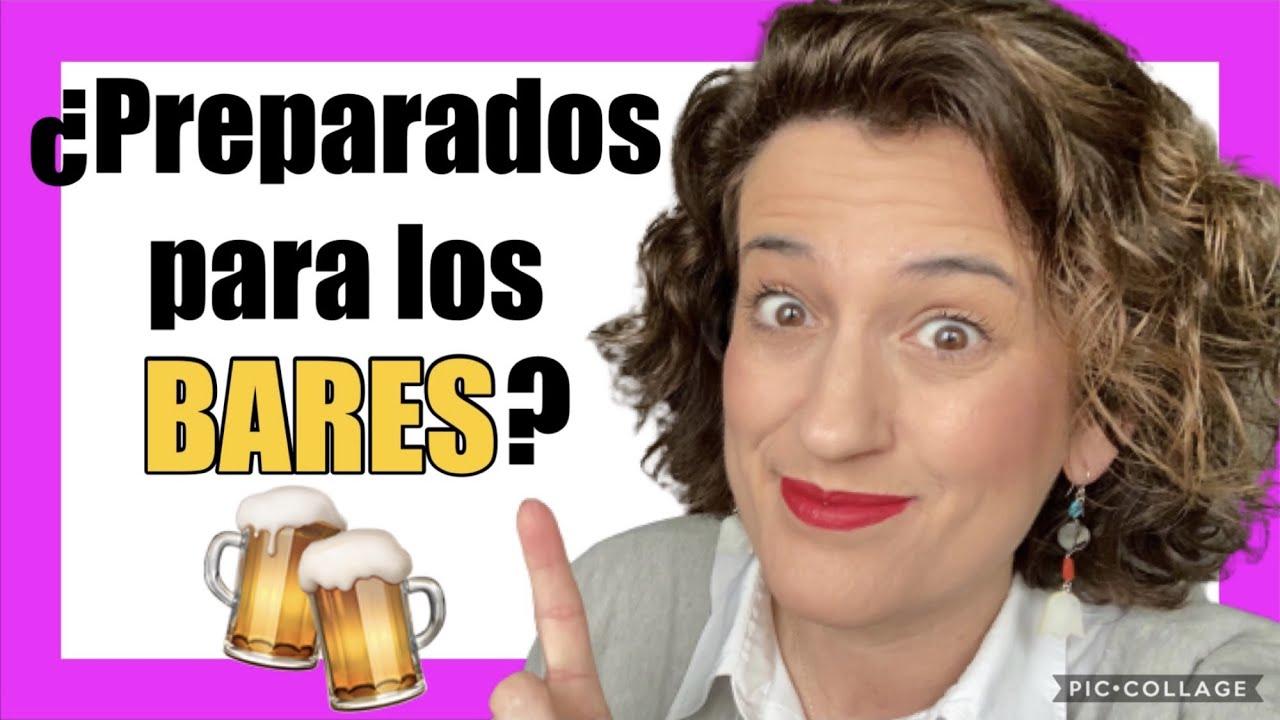 🇪🇸¡DESCUBRE! Las 30 FRASES USADAS por los CAMAREROS en español!👉ESPAÑOL para CAMAREROS y HOSTELER