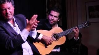 Luis El Zambo por bulerías