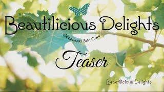 Beautilicious Delights - cosmetici biologici vegan e senza allergeni - Teaser versione italiana Thumbnail