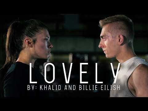 LOVELY - Billie Eilish and Khalid (Dance Cover) thumbnail