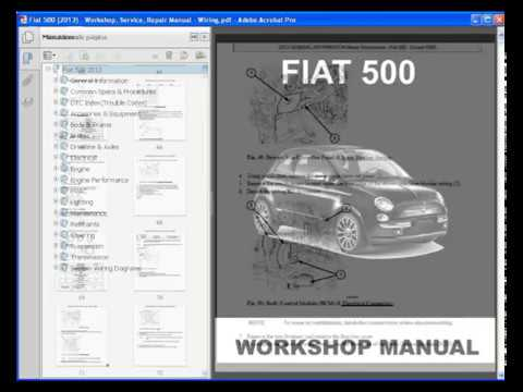 asp fiat schedule service special workshop tractor manual p