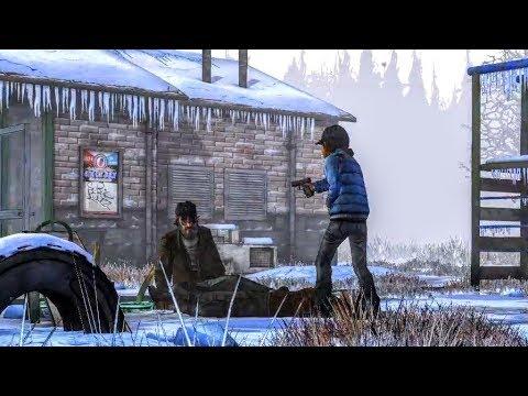 Clementine Kills Kenny After He Kills Jane: Worst Ending (Walking Dead | Telltale Games) |