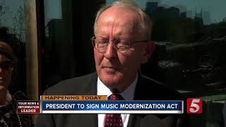 Trump To Sign Music Modernization Act