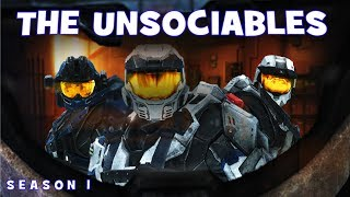 """The Unsociables"" Season 1 
