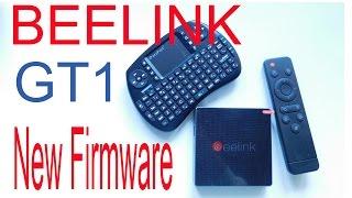 BEELINK GT1 NEW FIRMWARE