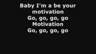Kelly Rowland & Lil' Wayne - Motivation [ Lyrics ]