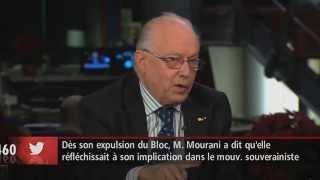 24/60 : débat entre Bernard Landry et Maria Mourani