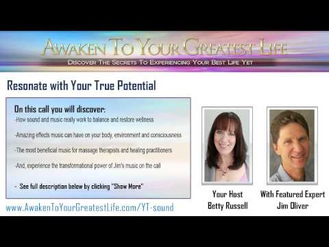 Resonate with Your True Potential featuring Jim Oliver