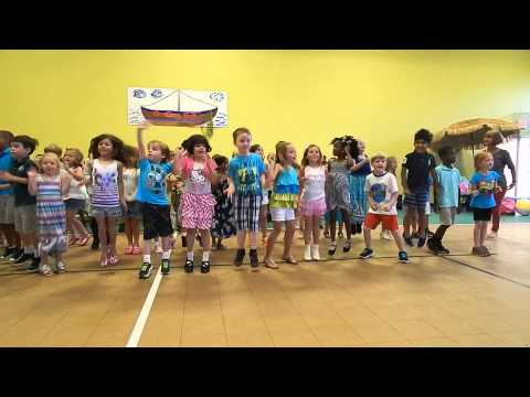 Socrates Academy -  Summer Performance 2015 - Kindergarten