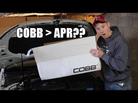 MK7 GTI Cobb Intake | Better Than APR?