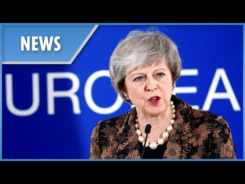 Theresa May calls upon the EU to budge on Brexit deal