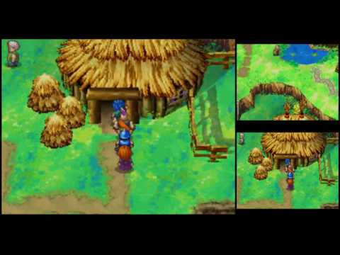 Dragon Quest VI [DS] (Commentary) #051, Howsworth and Howcastle: Bonnie Prince Howie