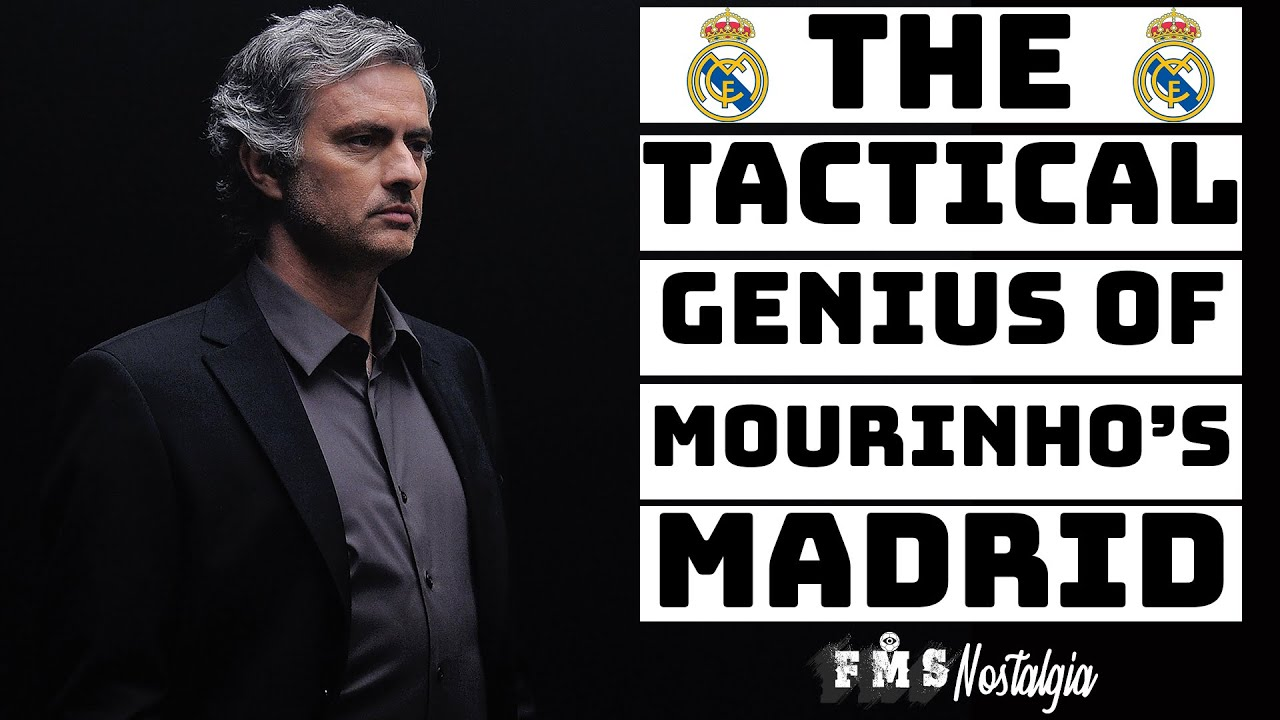 How Mourinho Conquered La Liga   Jose 2011/12 Real Madrid Tactics   Peak Mourinho  