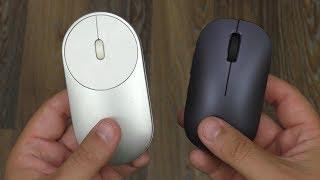 СРАВНЕНИЕ Xiaomi Portable Mouse и Xiaomi Wireless Mouse 2 ► КАКАЯ БЕСПРОВОДНАЯ МЫШЬ СЯОМИ ЛУЧШЕ?