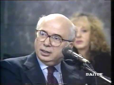 Interrogatorio Cirino Pomicino (incompleto)