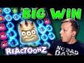 SUPER BIG WIN on Reactoonz - €10 Bet!