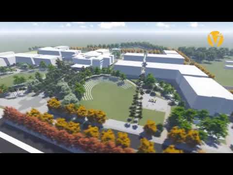 V Exclusives: Ceremonial groundbreaking para sa UST campus sa Santa Rosa, Laguna