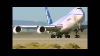 Les grands tests sur les avions de  ligne avant la production [HD]