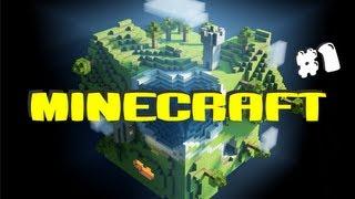 Minecraft - Первый старт, Олег Брейн и Дядя Женя
