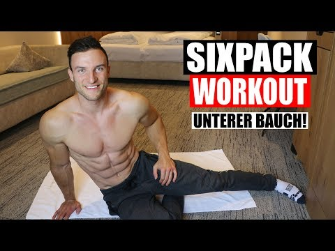 Extremes 5 Minuten Unteres Sixpack Workout | Sascha Huber
