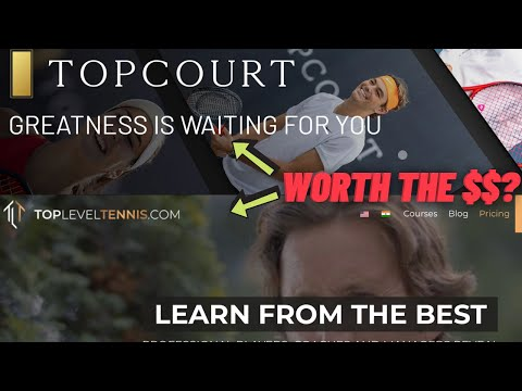 Are Online Tennis Instruction Websites Worth The Money? | Real Tennis Instructor Reviews