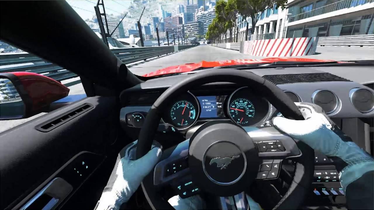xtv gaming koeajossa project cars vr htc vive youtube