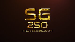 Official Title unveiling of SG250 | Suresh Gopi | Tomichan Mulakuppadam | Mathews Thomas
