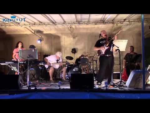 Kingtut Blues Band - Yellville Performance july 25, 2015