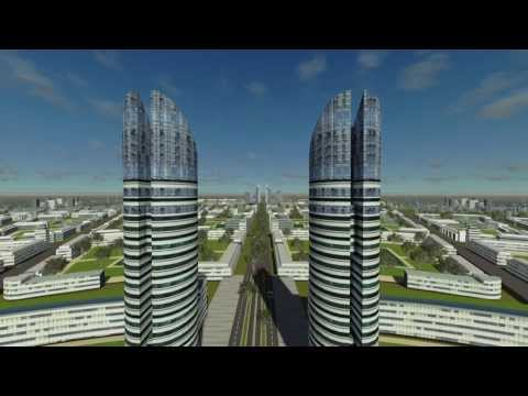 Konza Technology City, Kenya