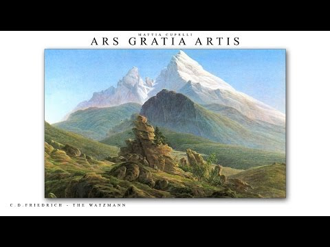 Ars Gratia Artis | The Watzmann - Mattia Cupelli | Emotional Solo Choir Music