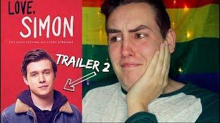 LOVE, SIMON | OFFICIAL TRAILER #2 REACTION!