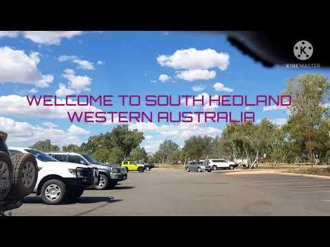SOUTH HEDLAND WESTERN AUSTRALIA...STREET VIEW 2021