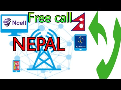 Nepal, India,all country free call mobile app