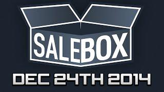 Salebox - Holiday Sale - December 24th, 2014