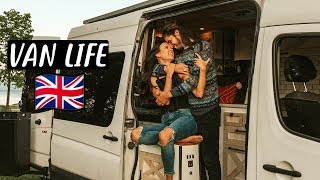 Van Life Uk   Tiny House Living In The Lake District & London