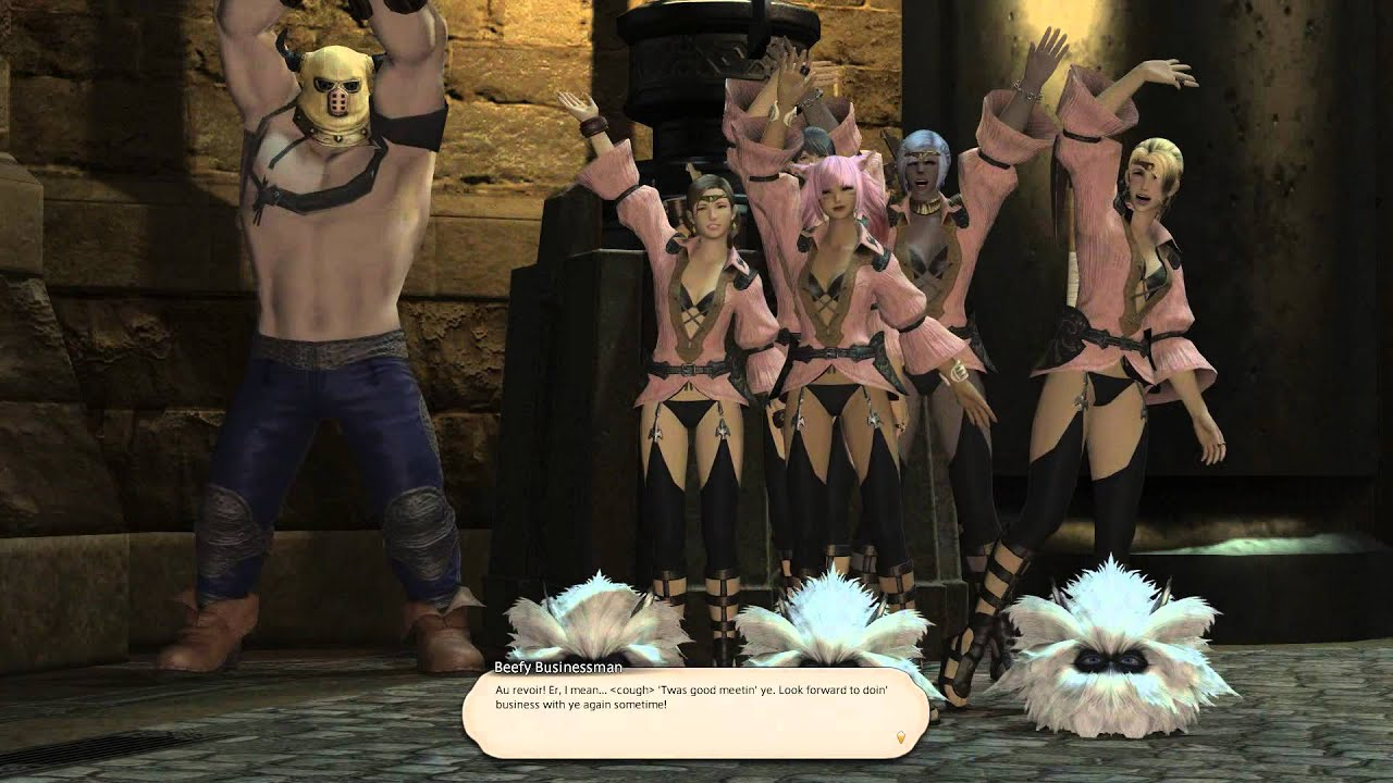 how to make money in final fantasy 14