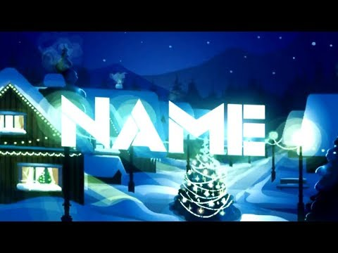 free 🎄 christmas 🎄 intro template #904 sony vegas pro + tutorial, Powerpoint templates