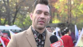 Confetti Carpet - Andy Grammer's Sweet 'Dancing With The Stars' Moves