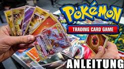 So funktioniert das Pokémon Sammelkartenspiel!